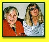 Anne Golon and Anna Ludlow