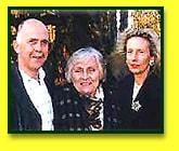 Anne Golon and Steve Hall