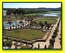 Swiss pool at Versailles