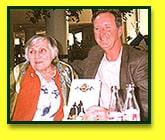 Anne Golon and Harvey Adkins